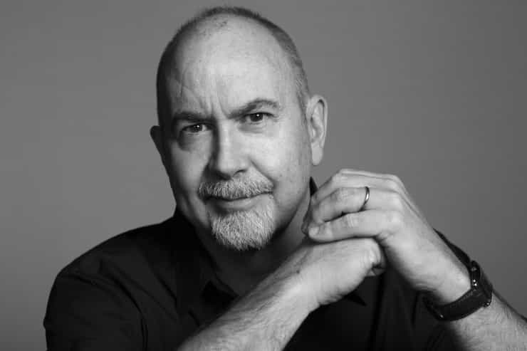 Terence Winter headshot - photo credit Brigitte Lacombe-HBO